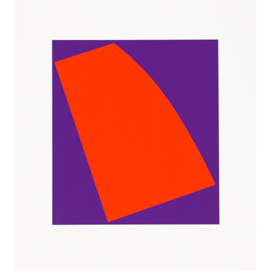 i lila - orange