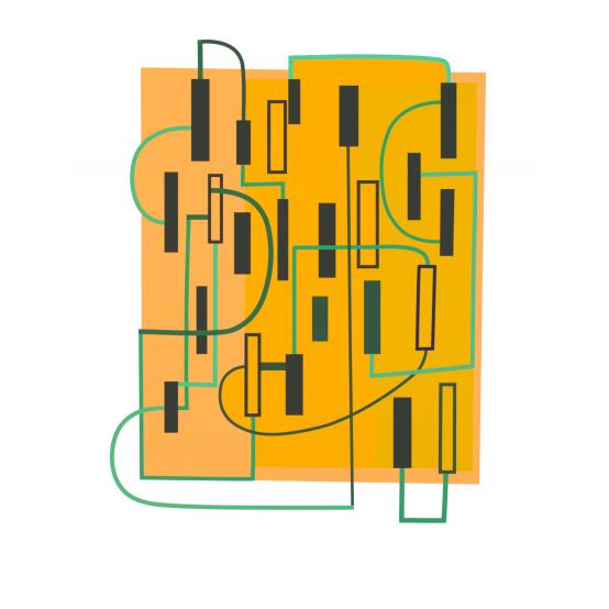 Samspråk (gul)