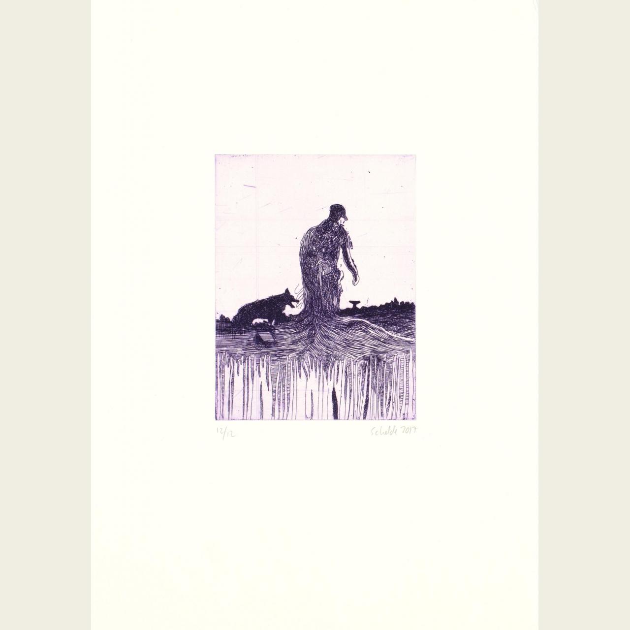 """Morten Schelde """"Untitled"""""""