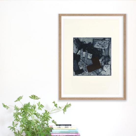 Untitled (large monochrome) II