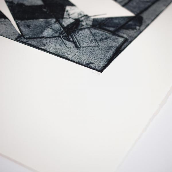 Untitled (large monochrome) IV