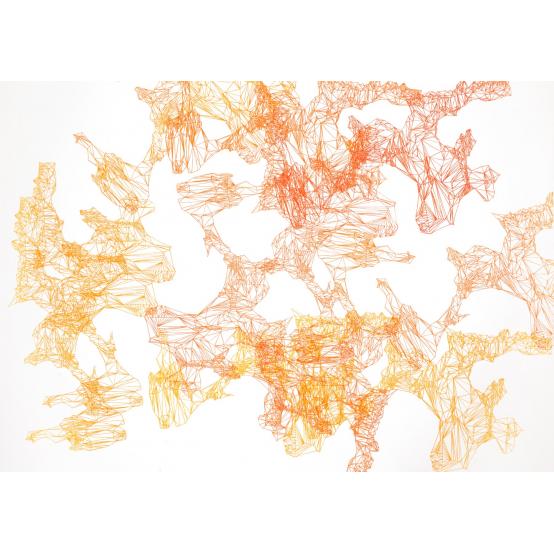 Composition Orange L no 5