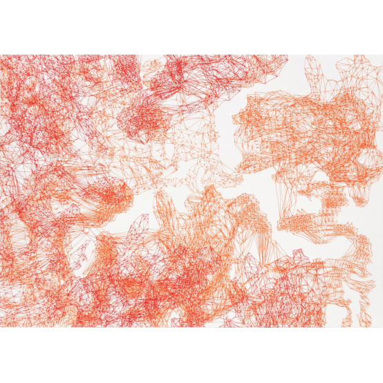 Composition Orange no 17