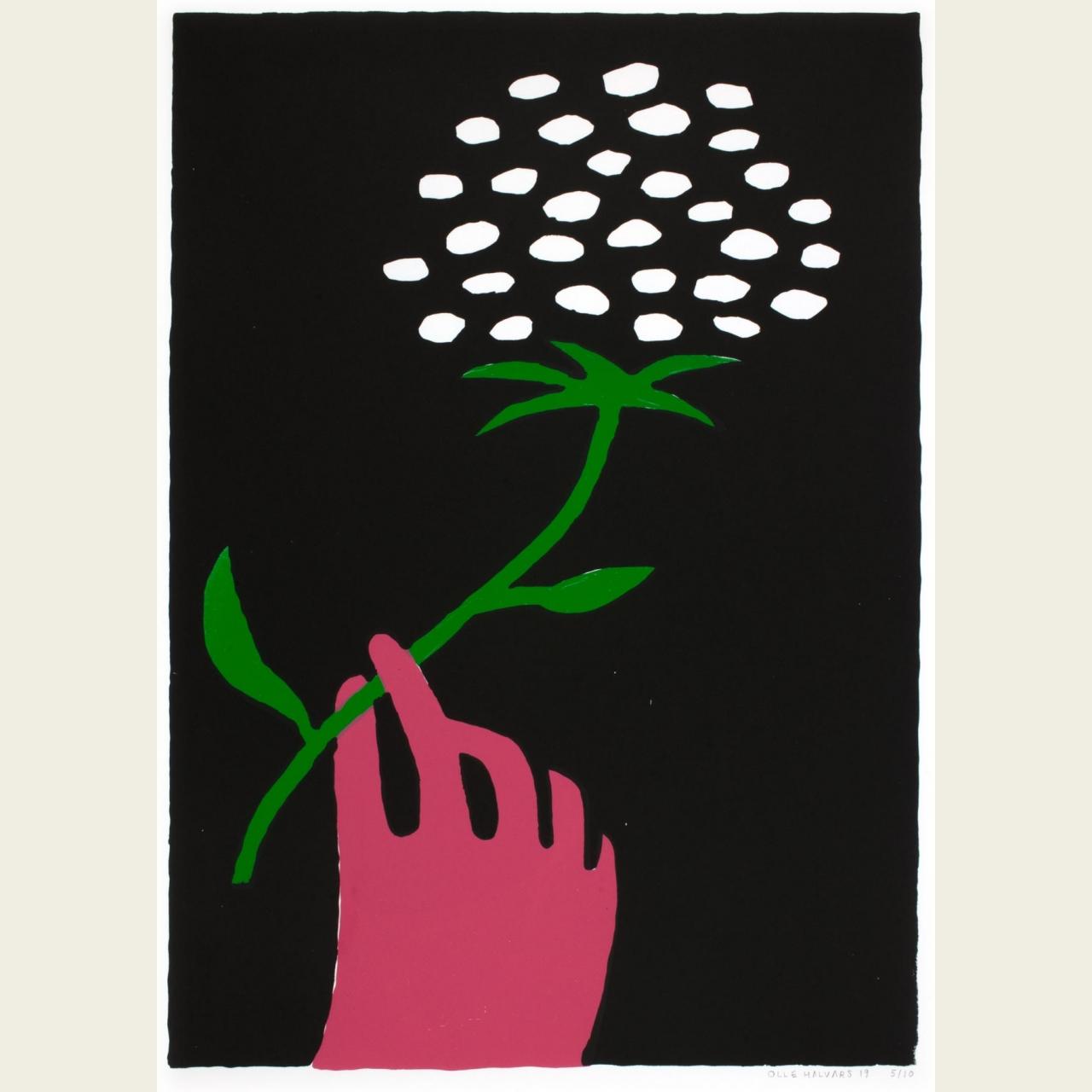 Last flower I