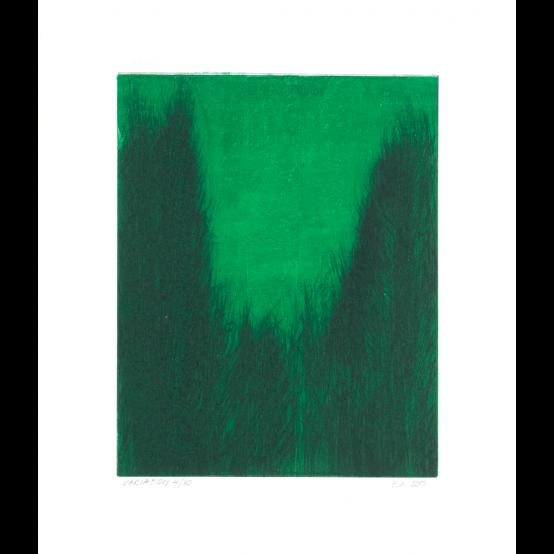 Skogsbranden (grön)