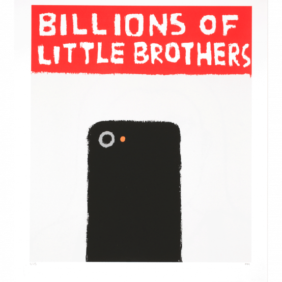 Billions of Little Brothers