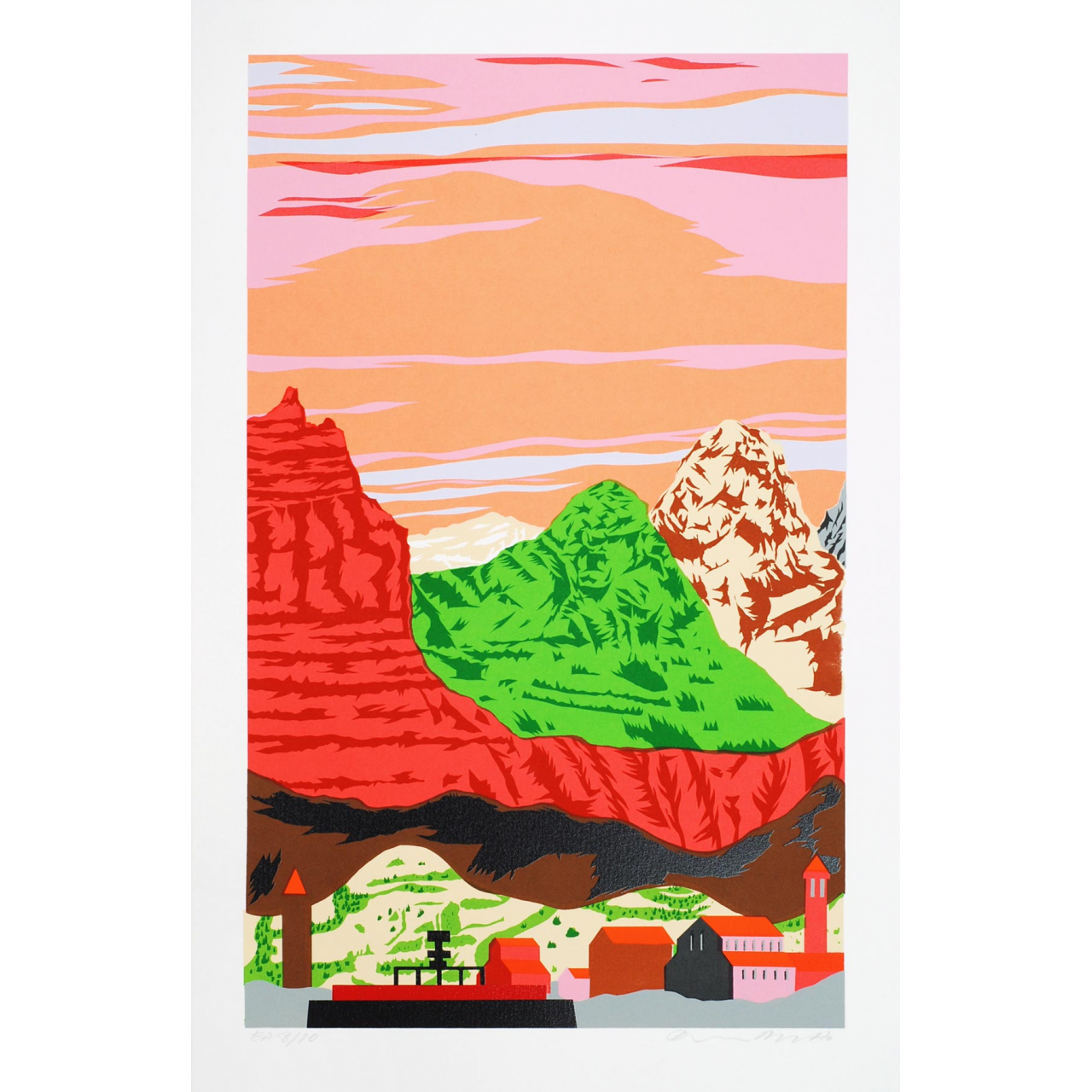 Little Big Hill (orange)