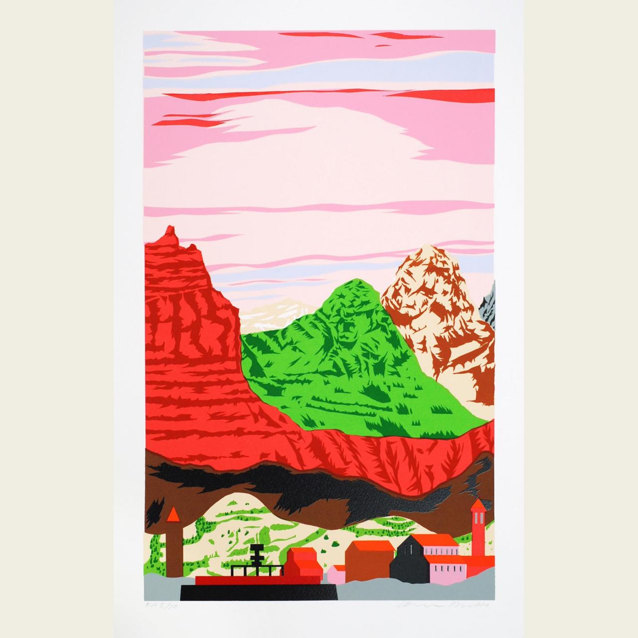Little Big Hill (pink)