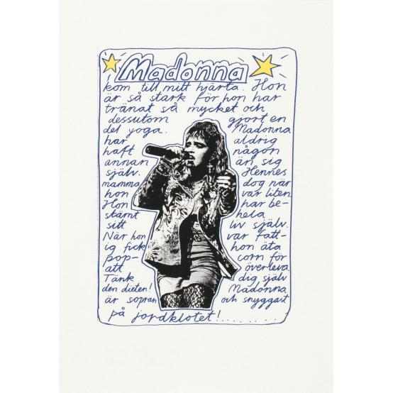 Hjältesviten: Madonna