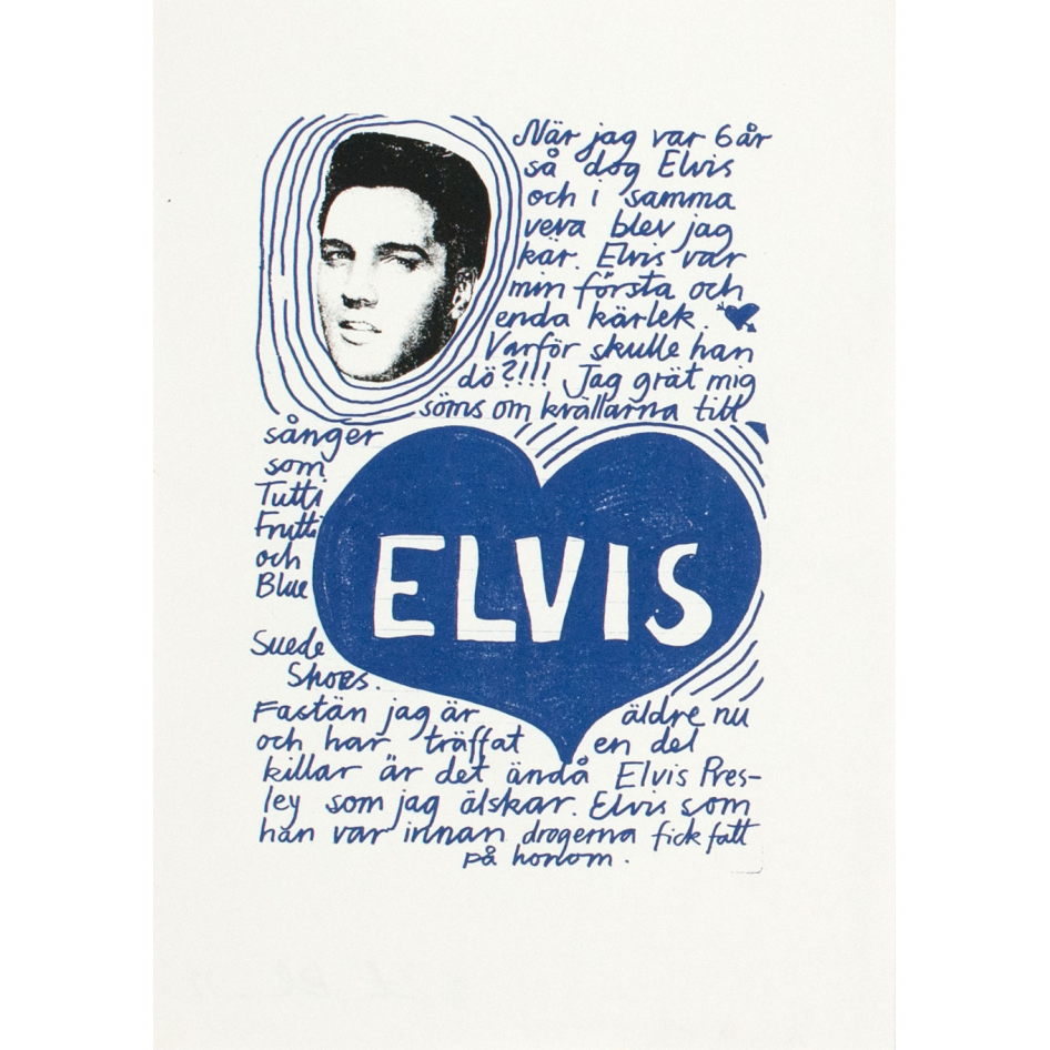 Hjältesviten: Elvis
