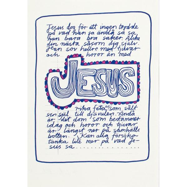 Hjältesviten: Jesus