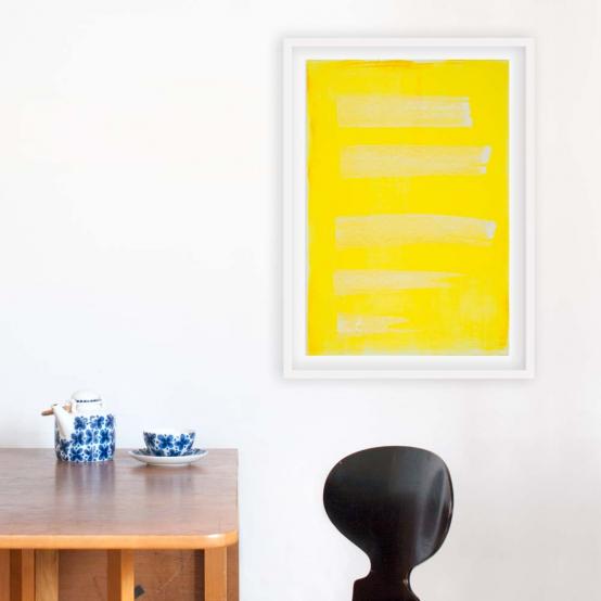 Untitled (yellow II)