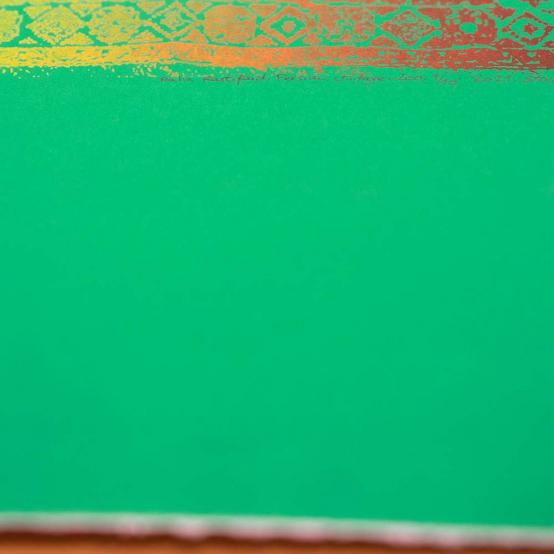 Persian Vintage - Leo (green)